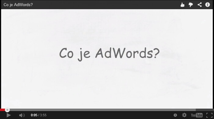 Co je to Google Adwords?