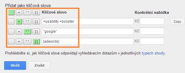 Usability Booster volba shody