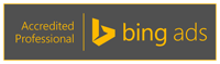 Bing Ads Badge Odznak