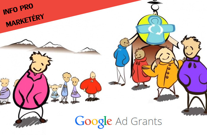 Google Ad Grants: info pro marketéry