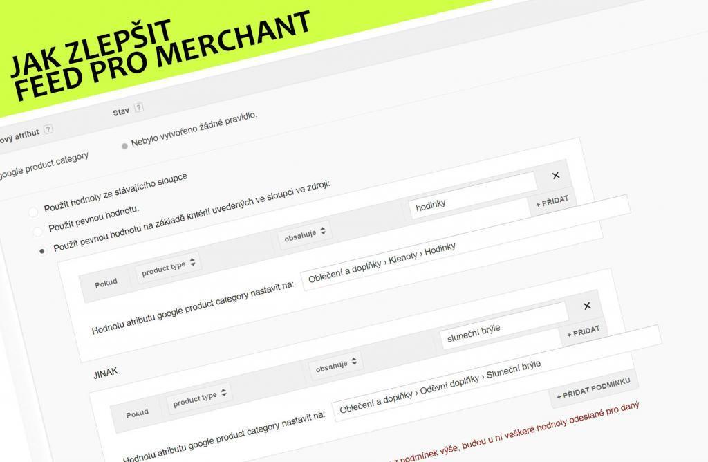 692dcc5d9 Jak přidat tag Google Product Category do Merchant feedu? | Hana ...