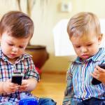 Děti a nové technologie