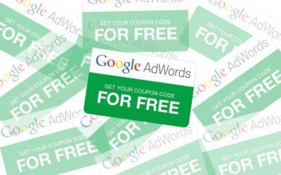 Propagační kód Google Ads? Vygenerujte si ho ihned a zdarma!