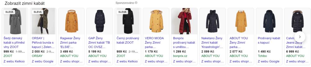 Štítek Sleva, -X % - Shopping reklamy